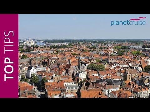 Keith's Top Tips - Zeebrugge | Planet Cruise