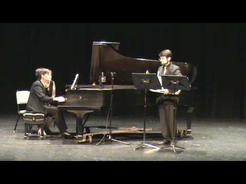 Gaines: Euphonium Concerto - 3. Andante - 4 of 4