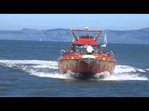 RocketBoat Pier 39 Fisherman's Wharf San Francisco California