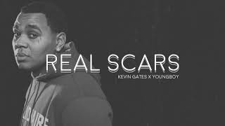 Kevin Gates x NBA Youngboy Type Beat 2020  Real Scars  Rap  nstrumental