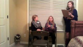 The Madison Arnold Show Episode 1
