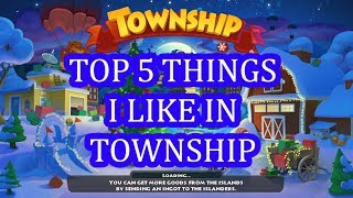 TOP 5 THINGS I LIKE IN TOWNSHIP !!!!!