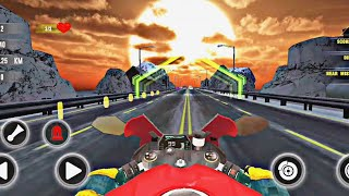 Police Bike Highway Rider Android Gamplay #4 By S.Gaming 360 screenshot 5