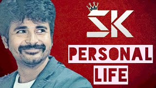 SivaKarthikeyan Personal Life ⚫ SK  Family With Wife, Son, Daughter, Parents and Friends Photos