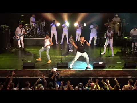 2017-08-27 - Ni Tu Ni Yo - Jennifer Lopez [JLO] y Gente De Zona en Concierto - Orlando, FL
