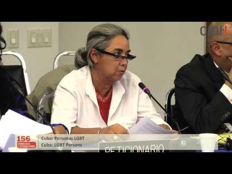 Cuba: Personas LGBT