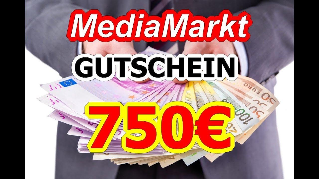 Media Markt 750 Euro Gutschein
