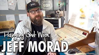 Hanging Out With Jeff Morad | WEQX
