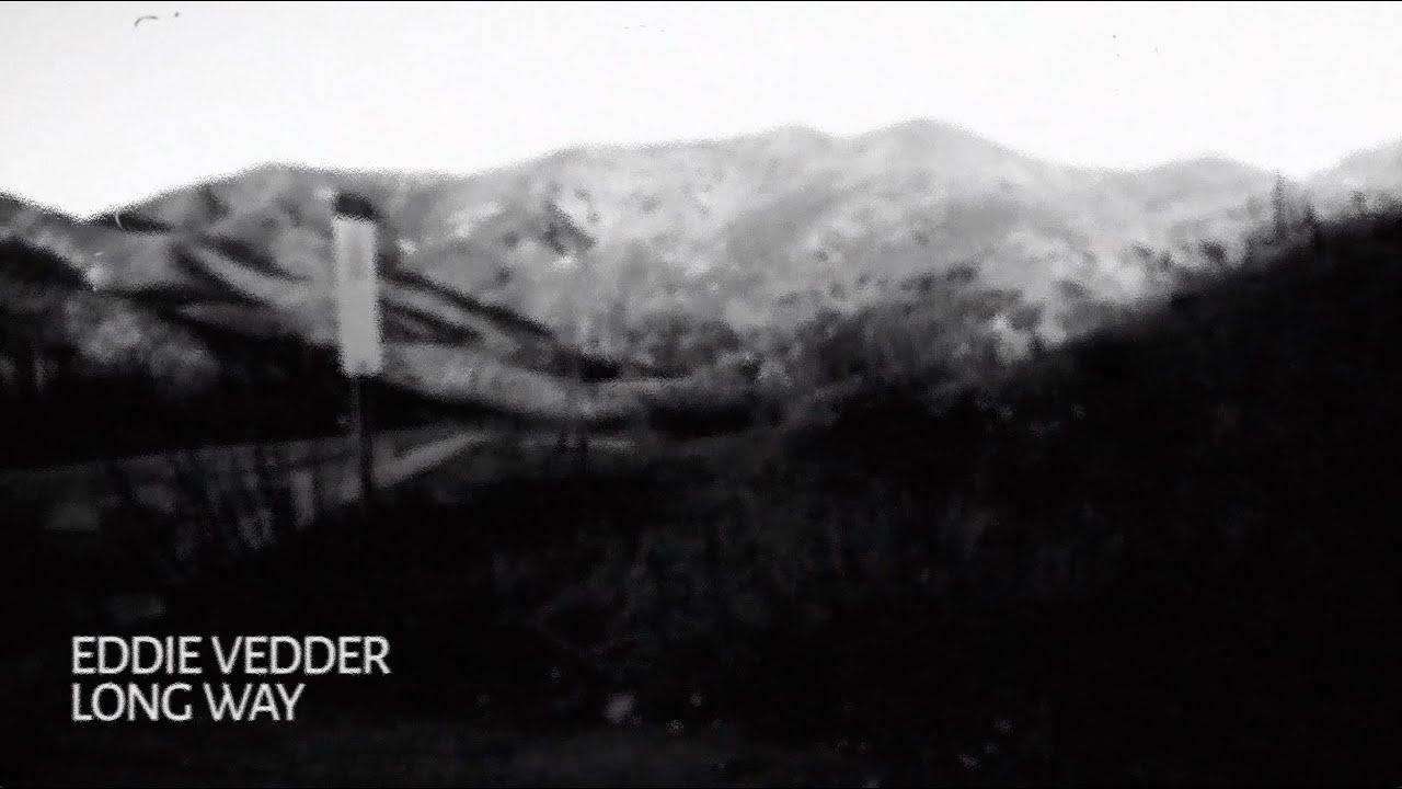 NEWS: Eddie Vedder Unveils New Solo Single 'Long Way'