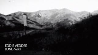 Eddie Vedder - Long Way (Official Lyric Video)