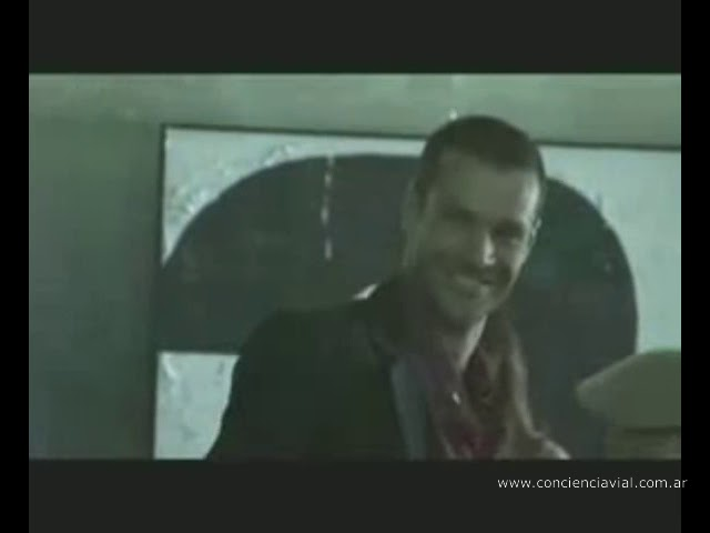 2005 - España - DGT (Alcohol el último adiós)