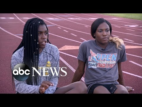 Transgender track stars speak out as critics allege unfair advantage