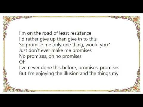 Incubus - Promises Promises Lyrics