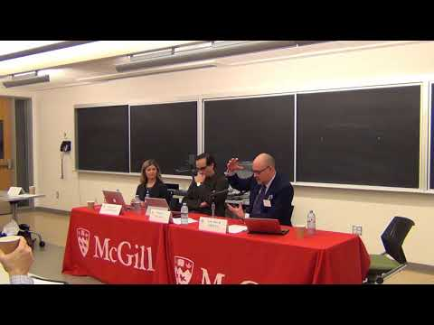 Fiduciaries of Humanity and International Law: Panel 3 - Humanity in International Criminal Law