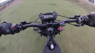 32kw Hotroded Custom Battery And Controller Sur Ron Ebike
