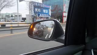 자동차 안전옵션! 측후방센서