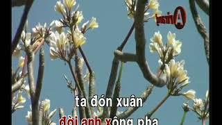 XUÂN CHIẾN KHU XUÂN HỒNG karaoke Nhac Xuan