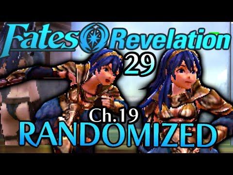 The Booty Bites Back. Fire Emblem Fates: Revelation RANDOMIZED Gameplay Walkthrough. Part: 29