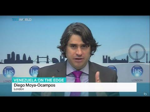 Interview with senior Americas analyst Diego Moya-Ocampos from IHS on Venezuela crisis