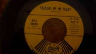 SEASONS OF MY HEART BY HYLO BROWN.wmv