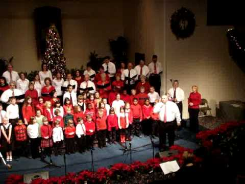 First Baptist - Joy to the World