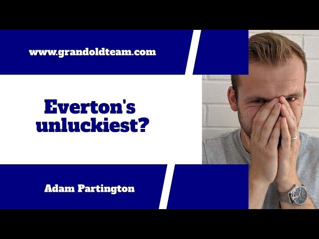 Unluckiest Evertonians: Where does Gbamin rank?