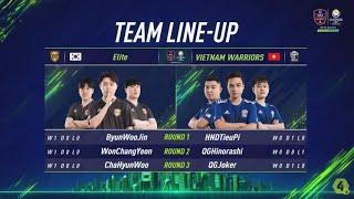 Vietnam Warriors vs Elite - Vòng Bảng Ngày 2 [EACC Spring 2019]