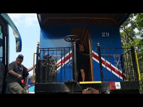 Train Tour  Limón