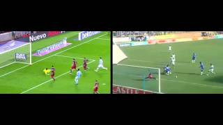 Lionel Messi Amazing Penalty tricks copied by Zimbabwe Team Funny Video
