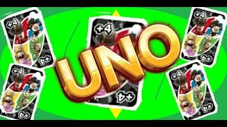 GABE WHY DO YOU HAVE SO MANY PLUS FOURS!!!! UNO Funny moments 1