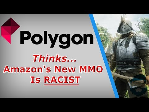 """Problematic"" New MMO From Amazon ""New World"" MIGHT Be HUGE"