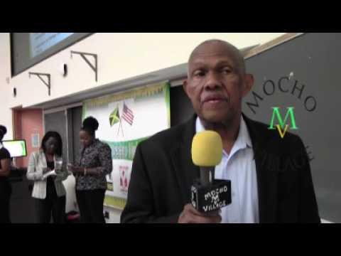 Jamaica Health Authority Delegates Spoke with us at Diaspora Forum