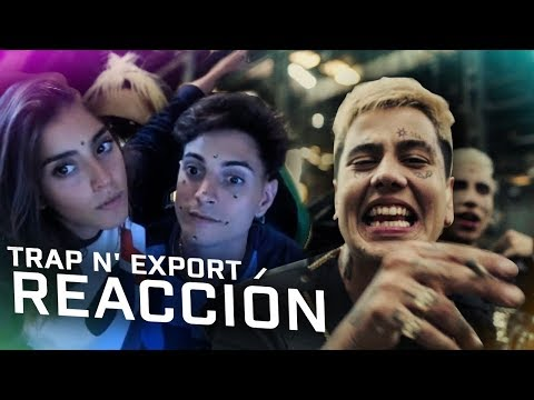 REACCIÓN a TRAP N' EXPORT - DUKI, Ysy A, Neo Pistea