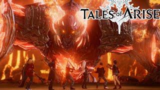 Tales of Arise - Boss Efreet Malum (Hard Mode) [テイルズオブアライズ]