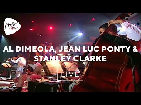 Al DiMeola, Jean Luc Ponty & Stanley Clarke - Indigo (Live At Montreux 1994)
