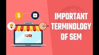 Important Terminology of SEM | SEM terms and definition | SEM terms