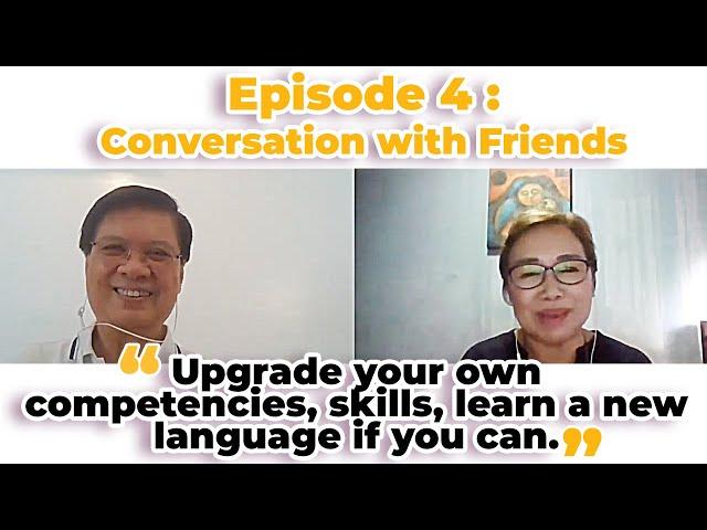 Conversation with Binky Kilayko