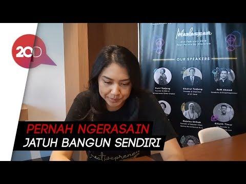 Putri Tanjung Ngaku Cara Berbisnis dengan Sang Ayah Berbeda