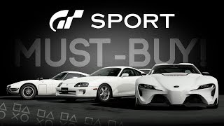 Gran Turismo Sport is a PS4 MUST BUY!