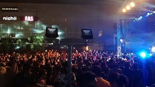 Alan Walker show in malaysia..new year 2018