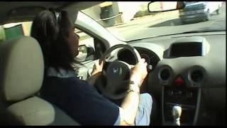 Наши тесты - Renault Koleos (2008)