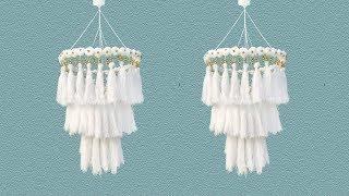 Easy Woollen Jhoomar By Desi Design.