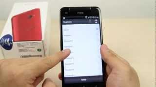 How to Change the Ringtone on HTC Butterfly / Droid DNA