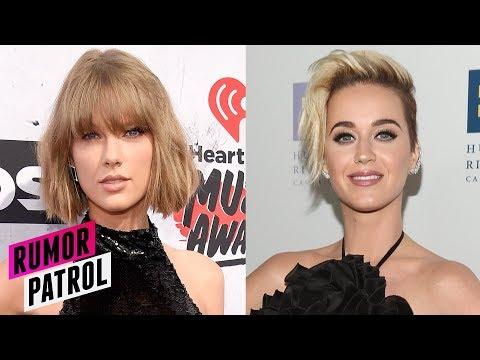 Taylor Swift & Katy Perry CONFIRM VMAs Performance?! (Rumor Patrol)