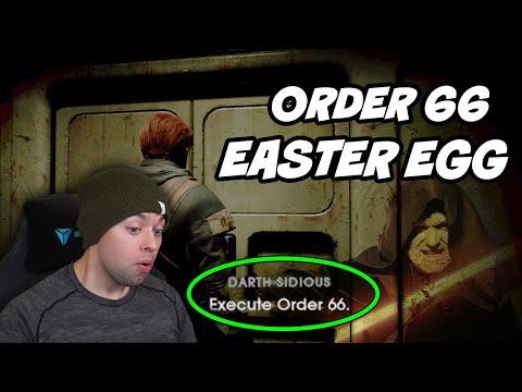 I Tried the Order 66 Easter Egg in Jedi Fallen Order |