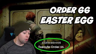 I Tried the Order 66 Easter Egg in Jedi Fallen Order