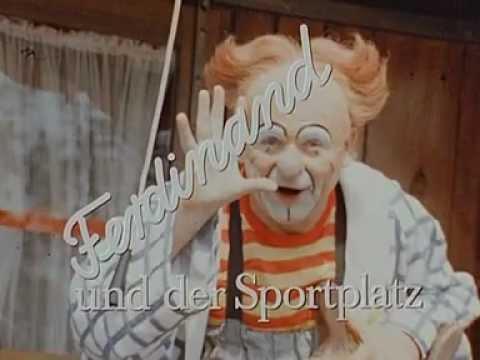 Clown Ferdinand 03
