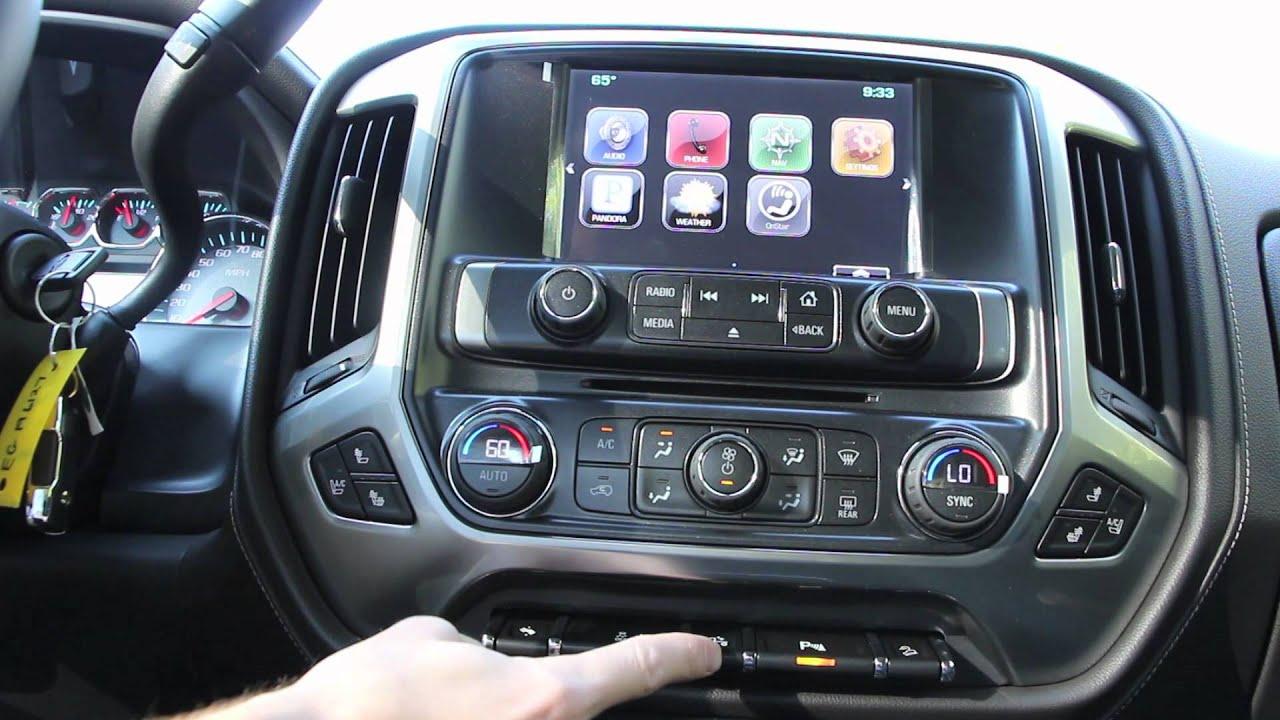 2014 Chevrolet Silverado Ltz Walkaround Exhaust Drive