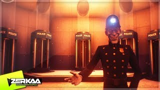 THE POLICE DID A DANCE FOR ME? (We Happy Few #12)