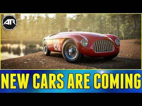 Forza Horizon More New Cars Hidden Car Unicorn Vintage